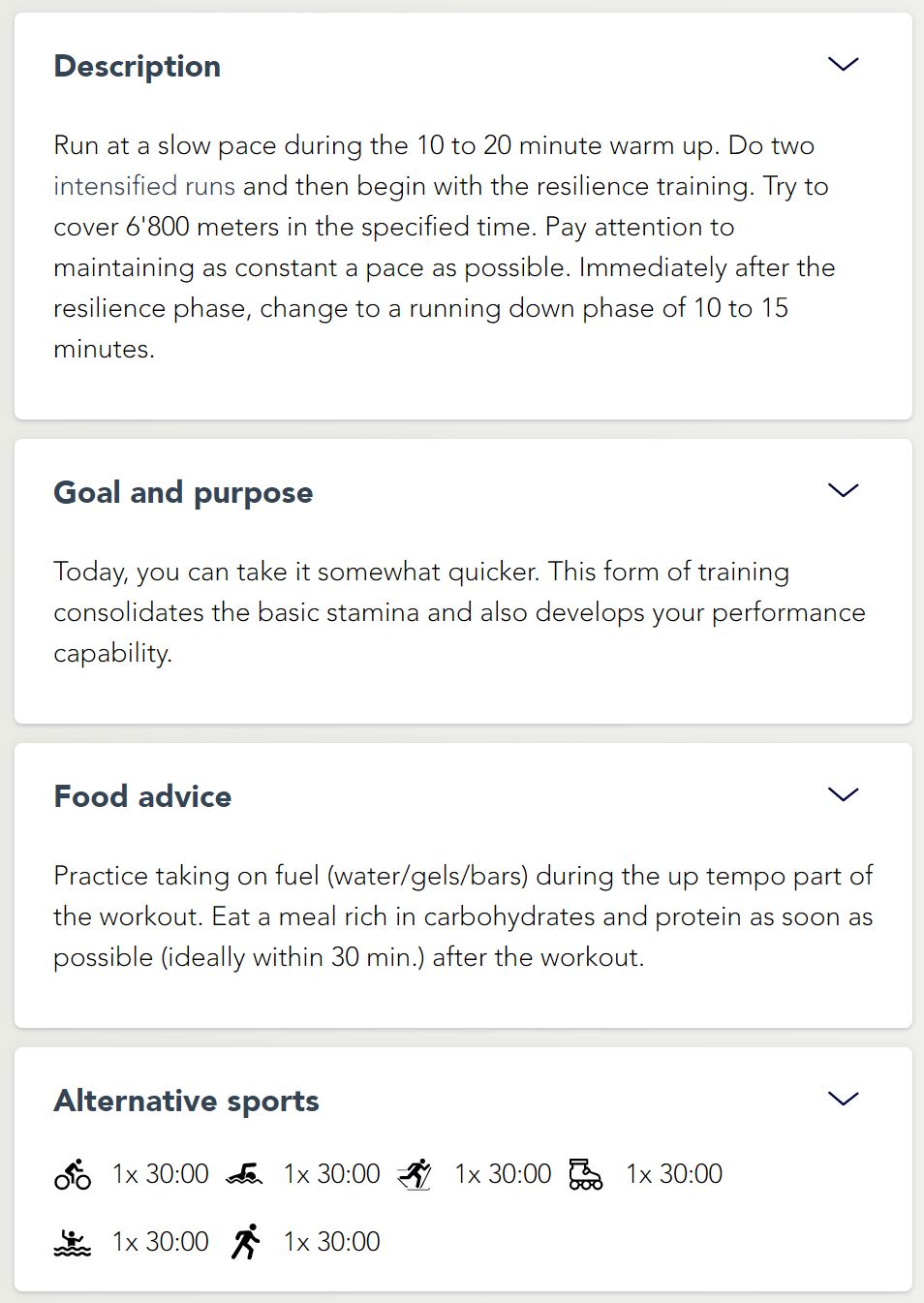 Description, goal and purpose